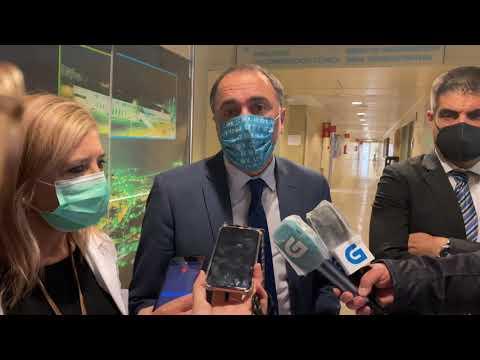 Sanidade anuncia nuevas inversiones en el Hospital de O Barco