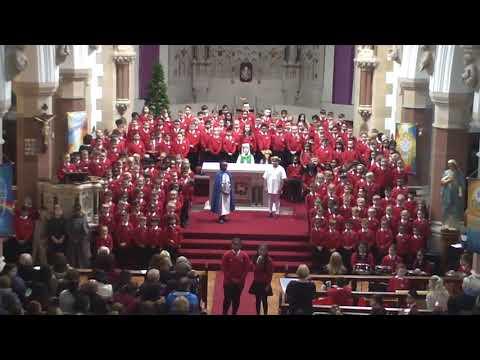 KS2 Christmas Concert Part 1