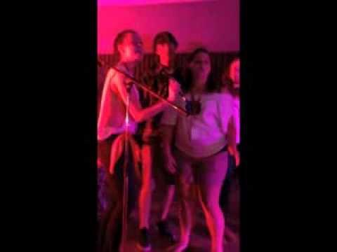 Winters Nations Do Karaoke (Frosh 2013)