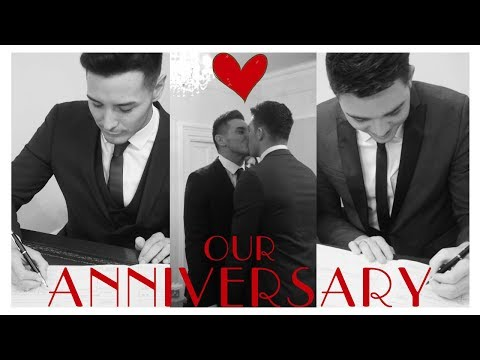 I LOVE YOU! (Happy Wedding Anniversary Surprise Video)