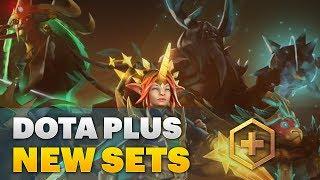 Dota 2 - New Sets - Dota Plus