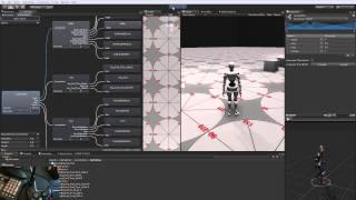 Unity Third Person Control: Mecanim Blend Trees - Tutorial 16