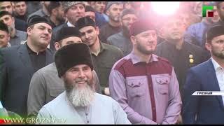 Российскому исламскому университету имени Шейха Кунта-Хаджи Кишиева исполнилось 10 лет