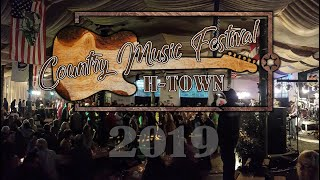 AFTERMOVIE Country Music Festival H-TOWN 2019