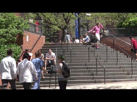 Virtual Tour of Columbia's Mailman School of Public Health