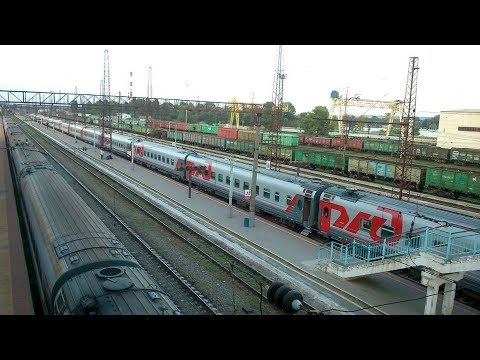 Белгородский поезд – в десятке лучших