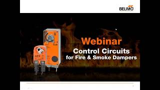 Control Circuits for Fire   Smoke Dampers