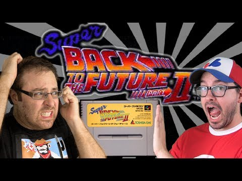 Super Back to the Future Part II sur Super Famicom