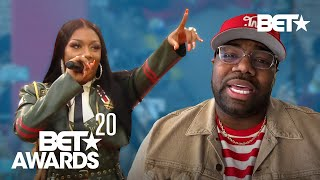 Megan Thee Stallion's Producer J. White Slid In Her DMs & Created Hit Track Savage | BET Awards 20