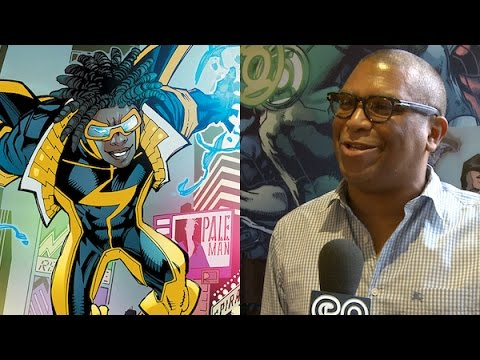 Reginald Hudlin on the Rebirth of Milestone Comics