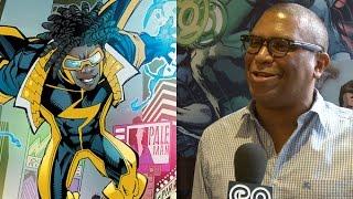 Reginald Hudlin on the Rebirth of Milestone Comics