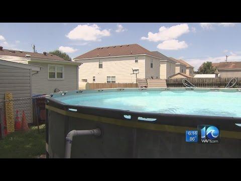 Matt Gregory on pool permit problems