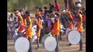 rudra pathak nasik dhol 1st video