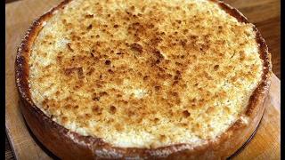 Юлия Высоцкая — Творожный пирог с маком