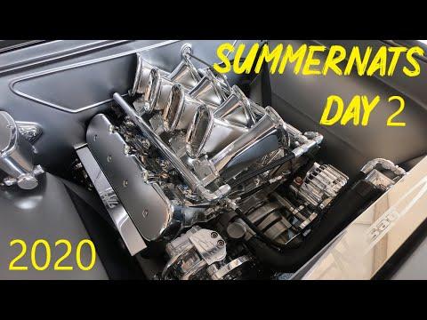 Summernats 2020 - Canberra - SHOWCARS & BURNOUTS