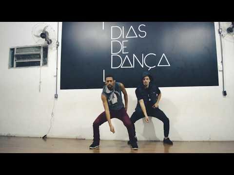 Kings Dead  Coreografia Gibson Moraes e Danilo Gomes Treino