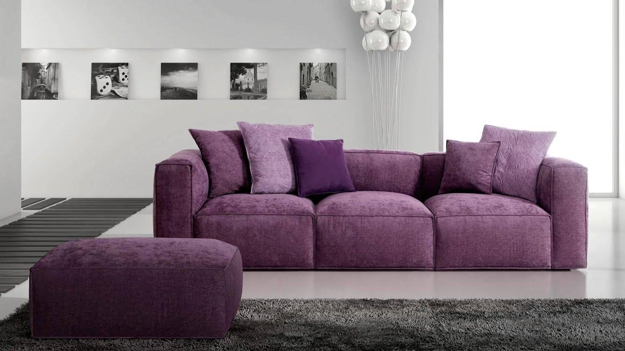 Samoa divani presentazione 2012 youtube for Divani letti moderni