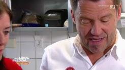 Georg Schroeppel Restaurant Rosarium Mein Lokal, Dein Lokal   Der Profi kommt San Daniel