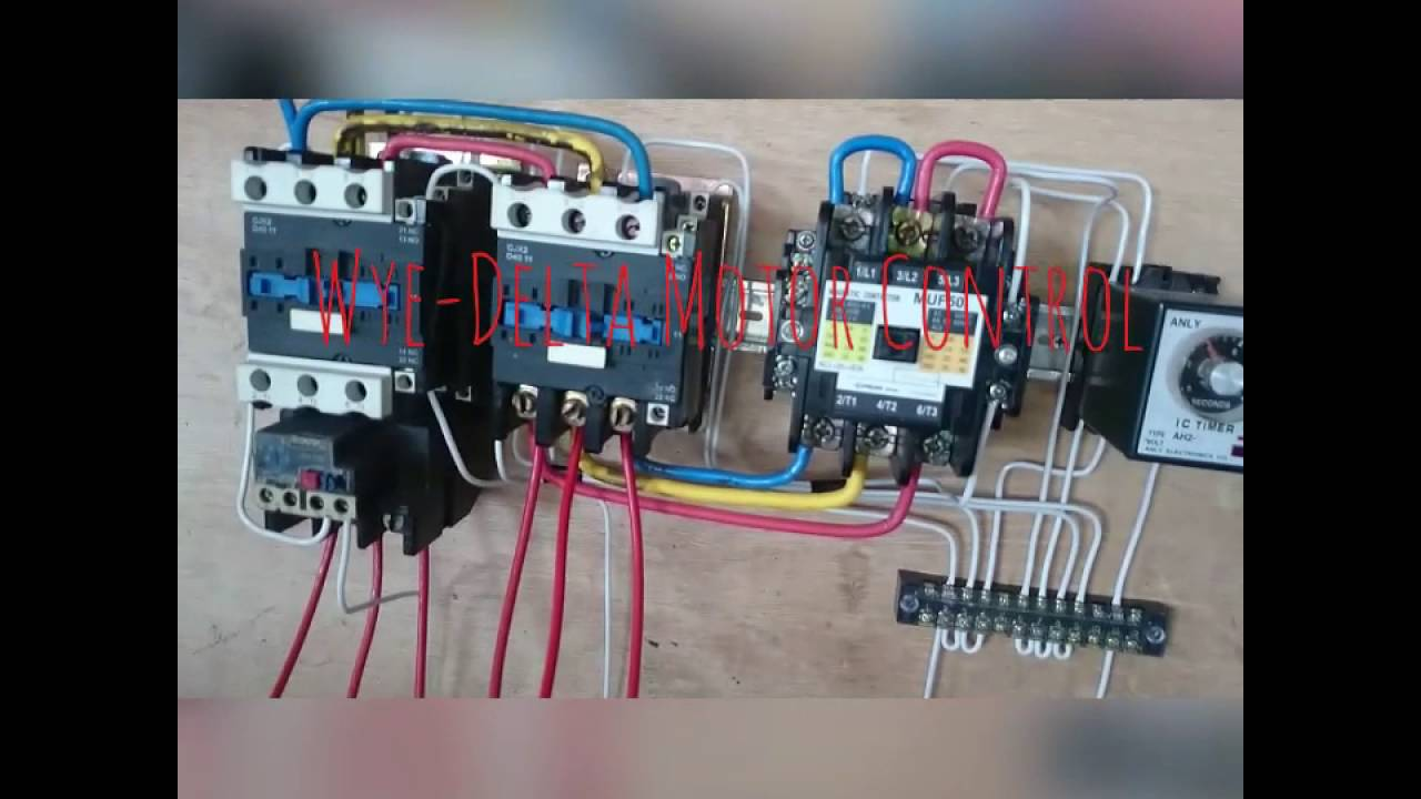 Star Delta Wiring Diagram Star Delta Wiring Diagram Star Delta Motor