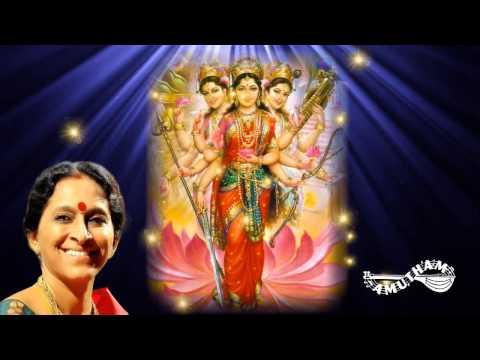 Shringara Lahari - Bombay Jayashri - Nettruvarean Endru