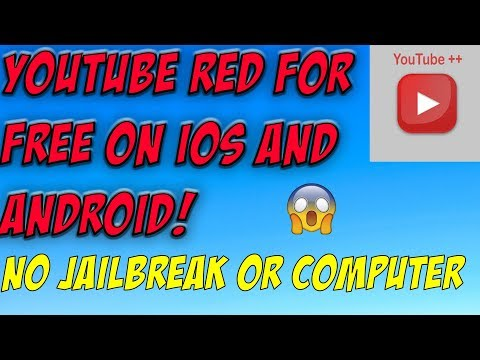 How To Get Youtube Red For Free On IOS/iPhone And Android 2019