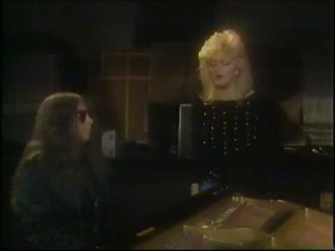 Jim Steinman & Bonnie Tyler - Interview and Rehearsal