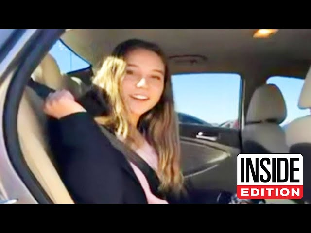 Why 17-Year-Old Can't Get Out of Her Seatbelt