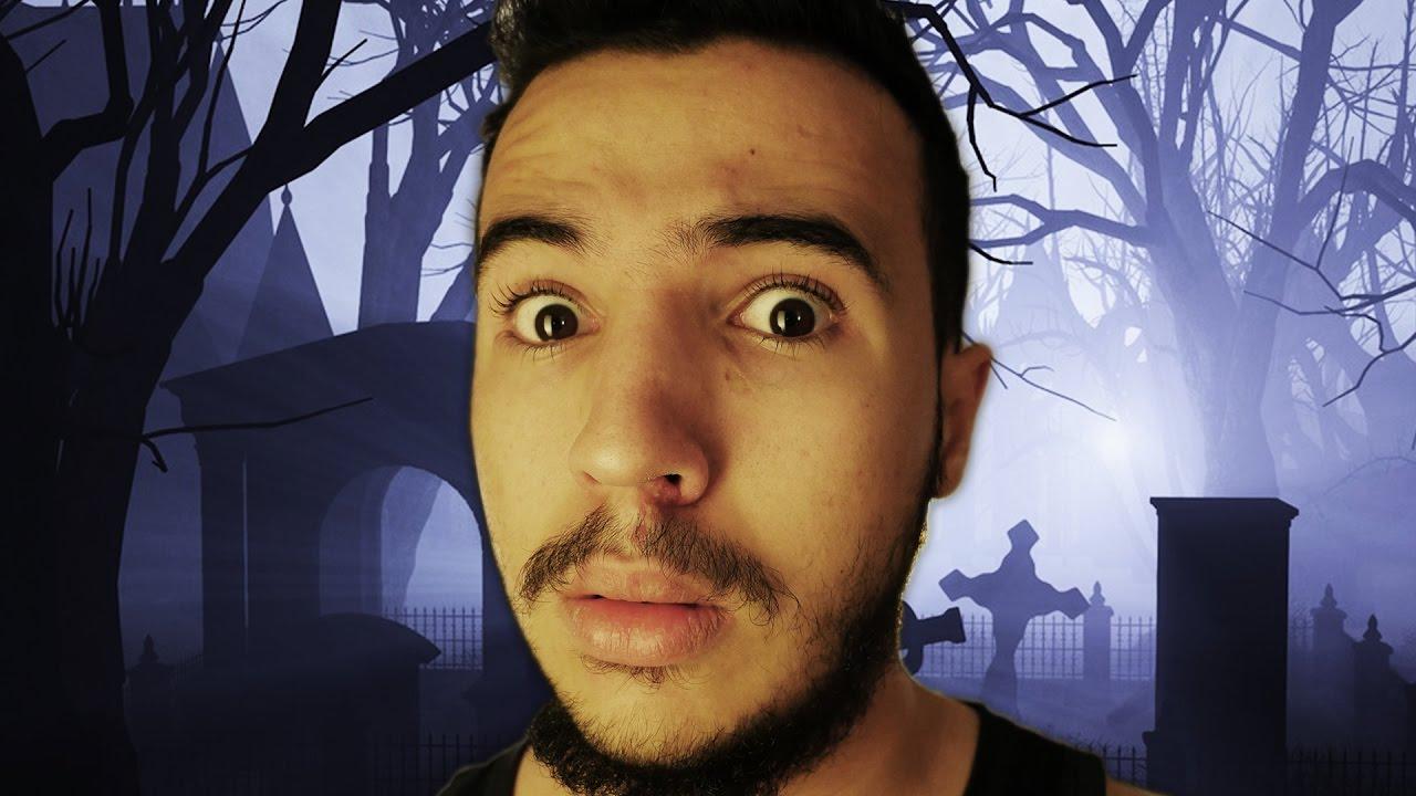 paranormal youtubeur