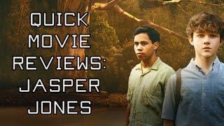 Quick Movie Reviews: Jasper Jones  (2017)