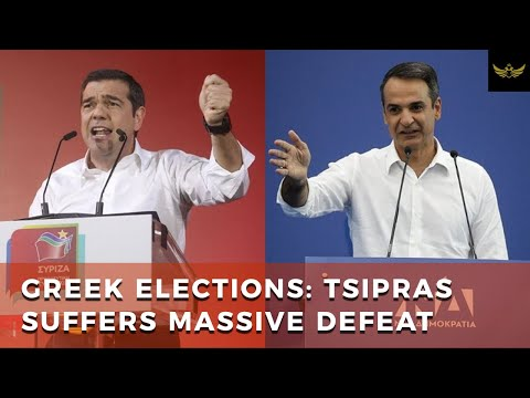 Greek elections: ND wins, neoliberals defeated