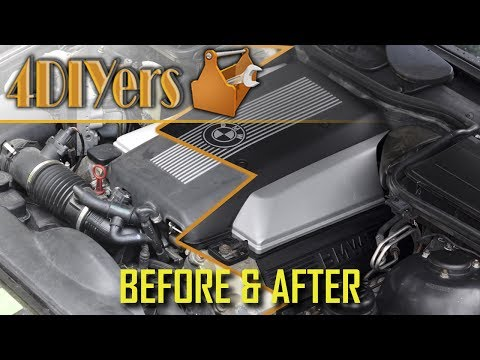 How to Clean an Engine Bay Without a Pressure Washer