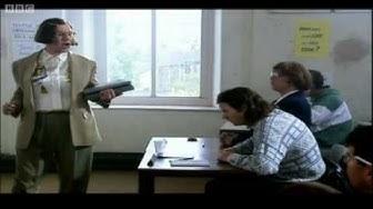 They've got pens - The League of Gentlemen - BBC
