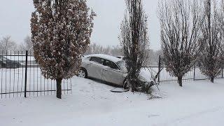 2-28-15 Winter Snow Storm Wichita, Kansas