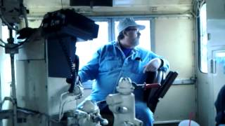Engineer training locomotive SP #2873 EMD GP7