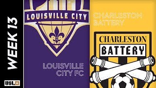 Louisville City FC vs Charleston Battery: June 1st, 2019