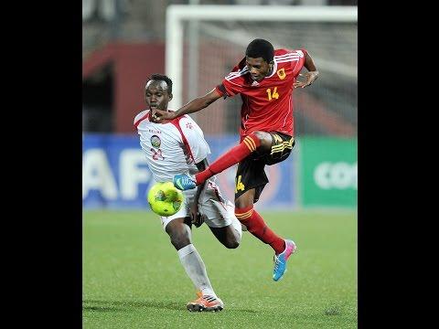 Kenya National Team u21 footballer Antony Mbugua (ATTACKING MIDFIELDER)