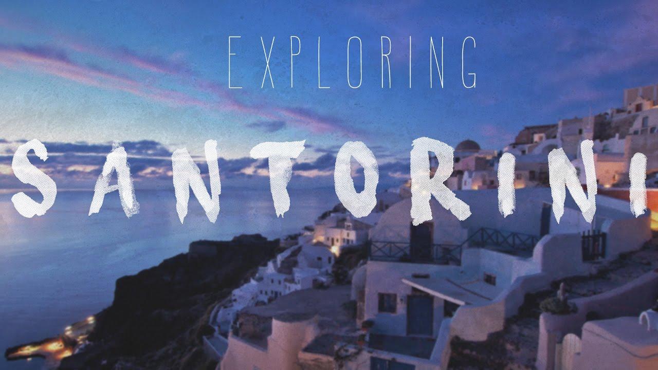 Santorini Guide, Greece | HD GOPRO | Travel Vlog