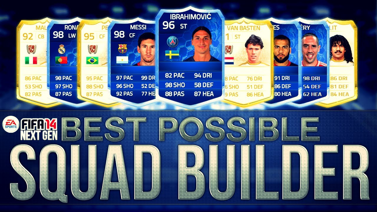 BEST POSSIBLE TEAM ON FIFA w/ Legends and TOTY Cards | FIFA Ultimate