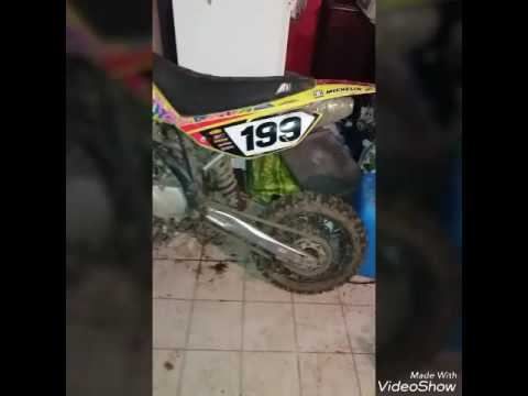 tuto comment passer les vitesse de sa dirt bike youtube. Black Bedroom Furniture Sets. Home Design Ideas