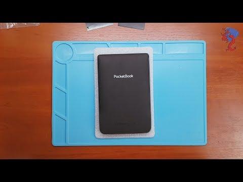 PocketBook 623 //Замена E-ink экрана электронной книги.
