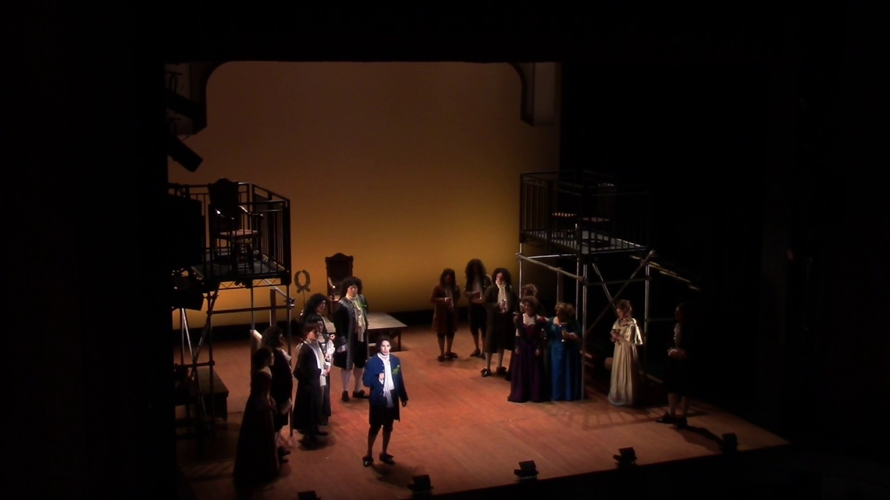 """Kynaston's aria from """"The Prince of Players"""" by Carlisle Floyd"""