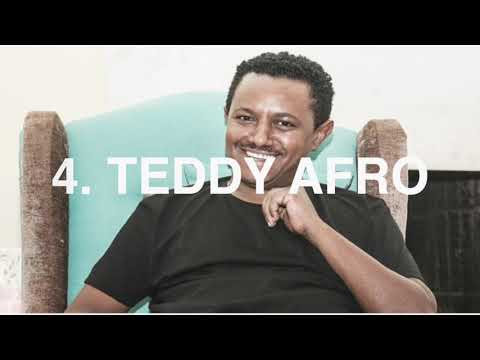 Top 10 Richest Singers In Ethiopia ★ 2018 | Forbes |