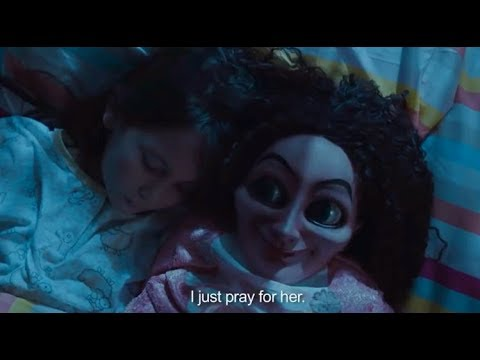 SABRINA Trailer 2018 - The demonic doll