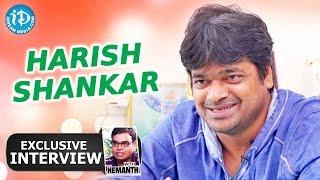Director harish shankar exclusive interview | talking movies # 21