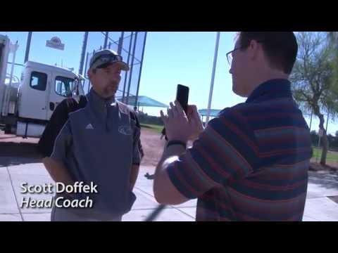 BB: Date with the Desert - Arizona Baseball Trip