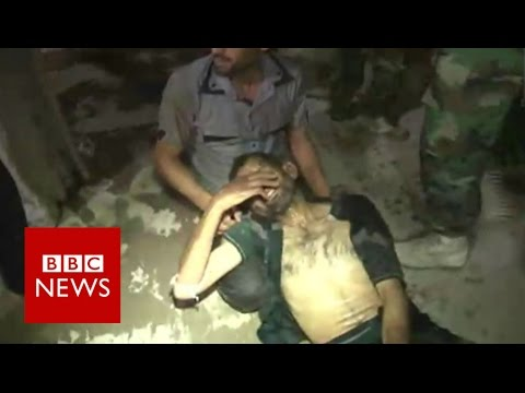 IS conflict: Falluja detainees 'tortured by Shia militias' - BBC News