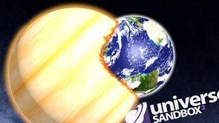 SUN EATS EVERYTHING! (Universe Sandbox 2)