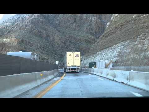 Interstate 15 - Virgin River Canyon