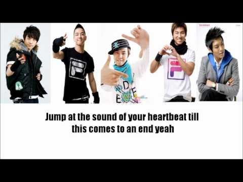 Big Bang - Fantastic Baby (English Lyrics)