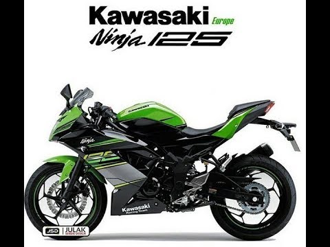 ALL NEW KAWASAKI NINJA 125 2018